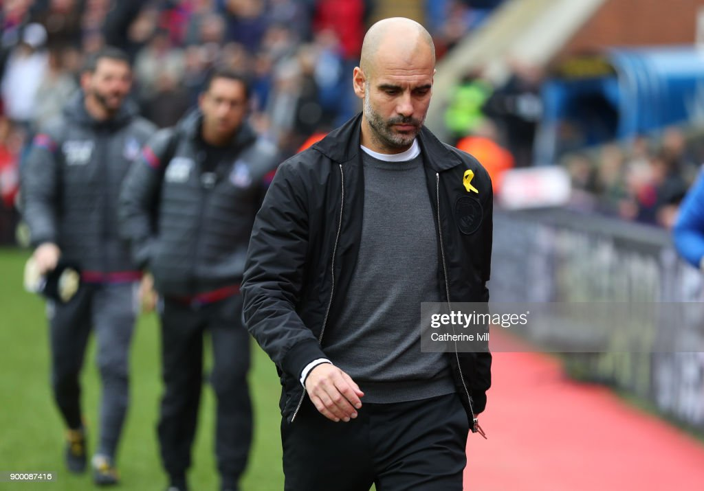 Crystal Palace v Manchester City - Premier League : News Photo