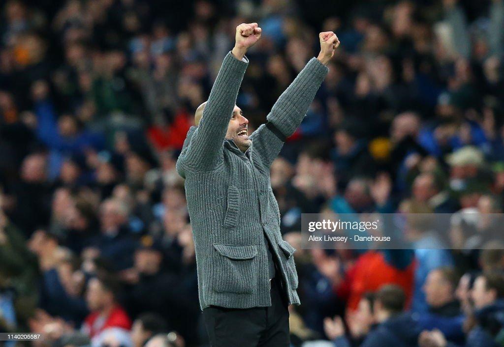 Manchester City v Cardiff City - Premier League : Nachrichtenfoto