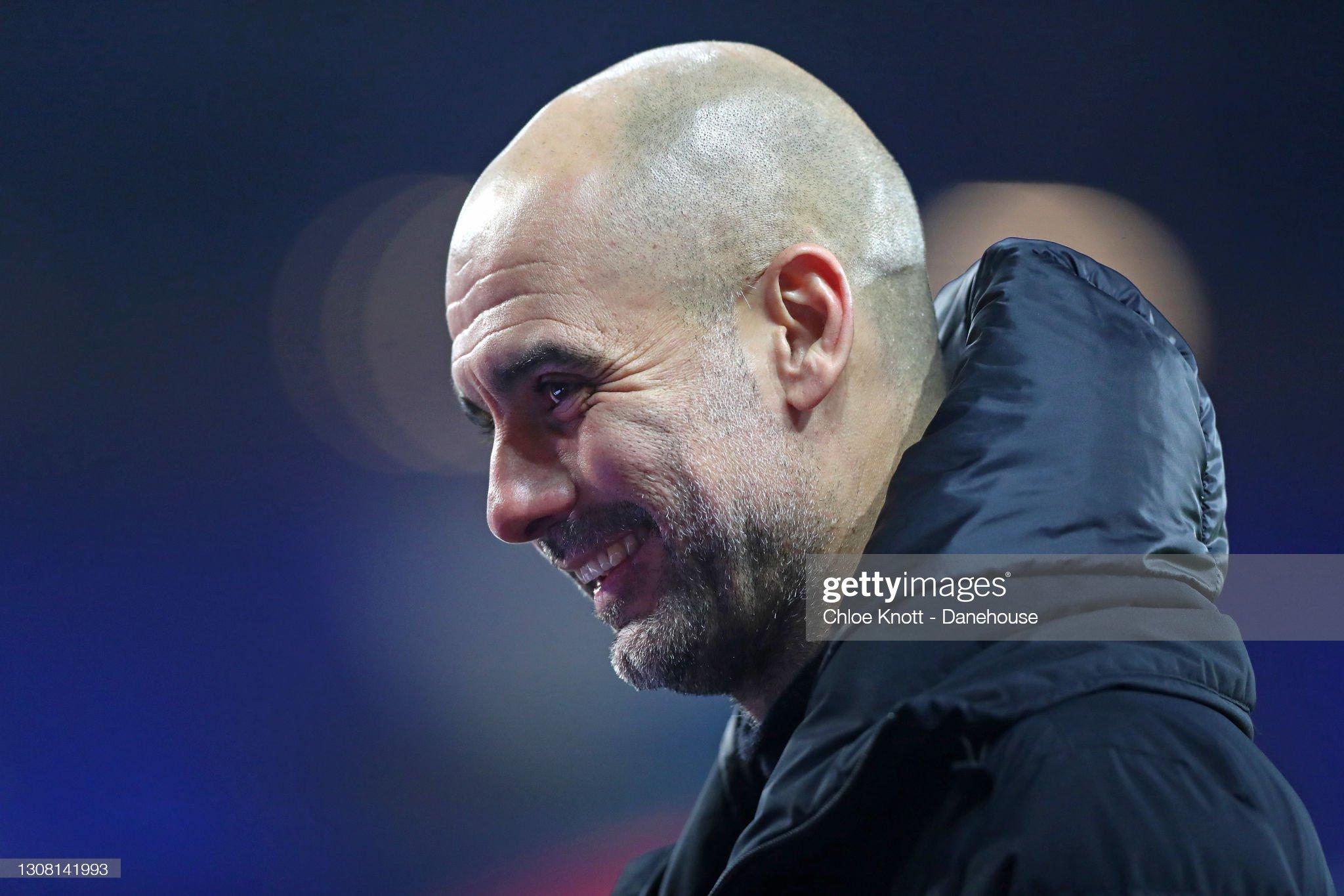 A look at Manchester City's quadruple dream