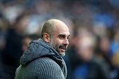 manchester england pep guardiola manager manchester