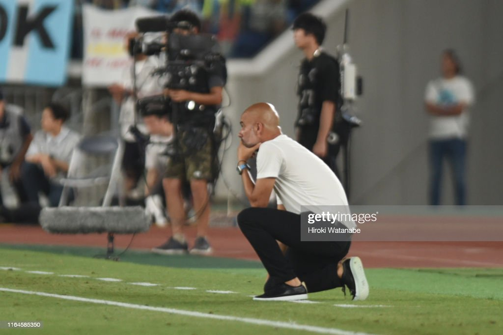 Yokohama F.Marinos v Manchester City - Preseason Friendly : ニュース写真