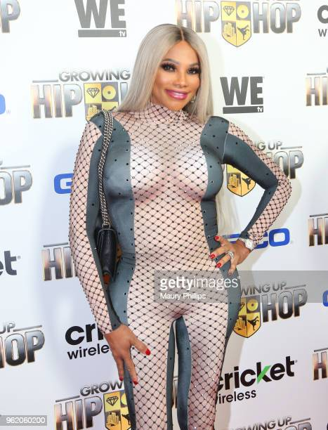 """Pepa attends WEtv and The Cast of """"Growing Up Hip Hop"""" screening event and celebration at The London West Hollywood on May 22, 2018 in West..."""