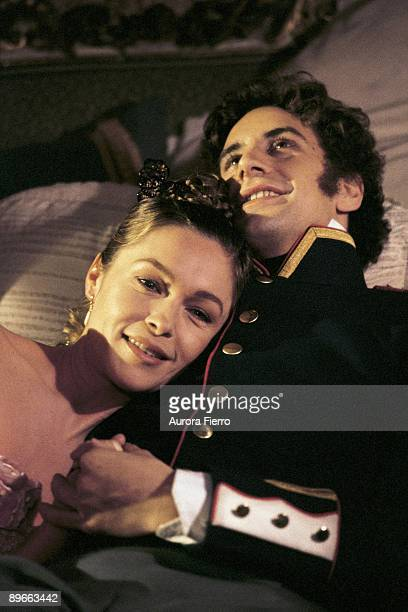 Pepa Flores Marisol and Juanjo Puigcorbe in ´Mariana Pineda´ The actors in a scene of the TV series based upon Federico Garcia Lorca´s play