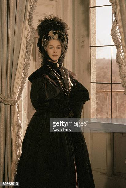 Pepa Flores, Marisol, in ´Mariana Pineda´ The actress in a scene of the TV series based upon Federico Garcia Lorca´s play