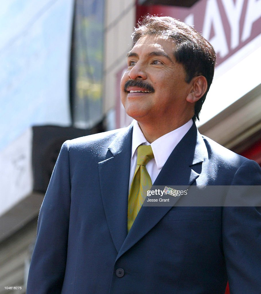 Pepe Barreto Honored with Star on The Hollywood Walk Of Fame