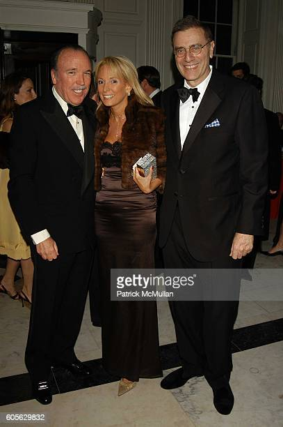 Pepe Fanjul Pamela Gross Finkelstein and Jimmy Finkelstein attend Museum of the City of New York Director's Council 20th Annual Winter Ball arrivals...