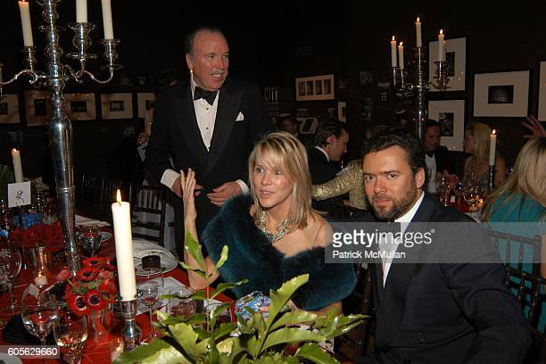 Pepe Fanjul, Patricia Duff and Arthur Altschul Jr attend The Museum of The City of New York, The Directors Council 20th Annual Winter Ball at The...