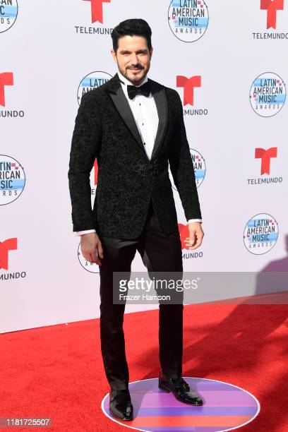 Pepe Gámez attends the 2019 Latin American Music Awards at Dolby Theatre on October 17 2019 in Hollywood California