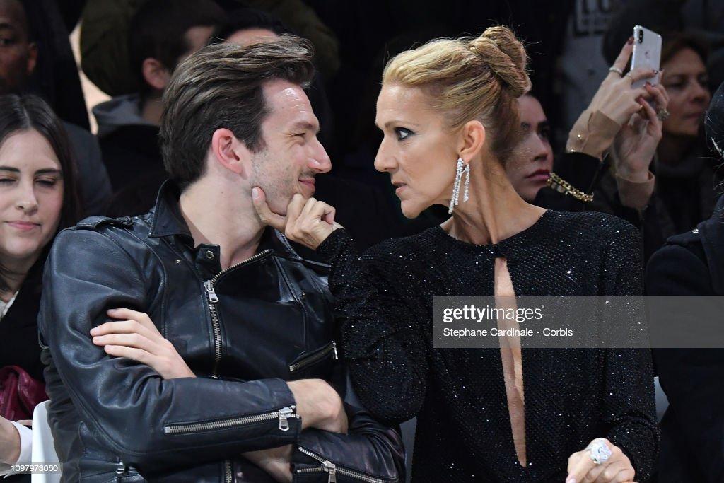 Alexandre Vauthier : Front Row - Paris Fashion Week - Haute Couture Spring Summer 2019 : News Photo