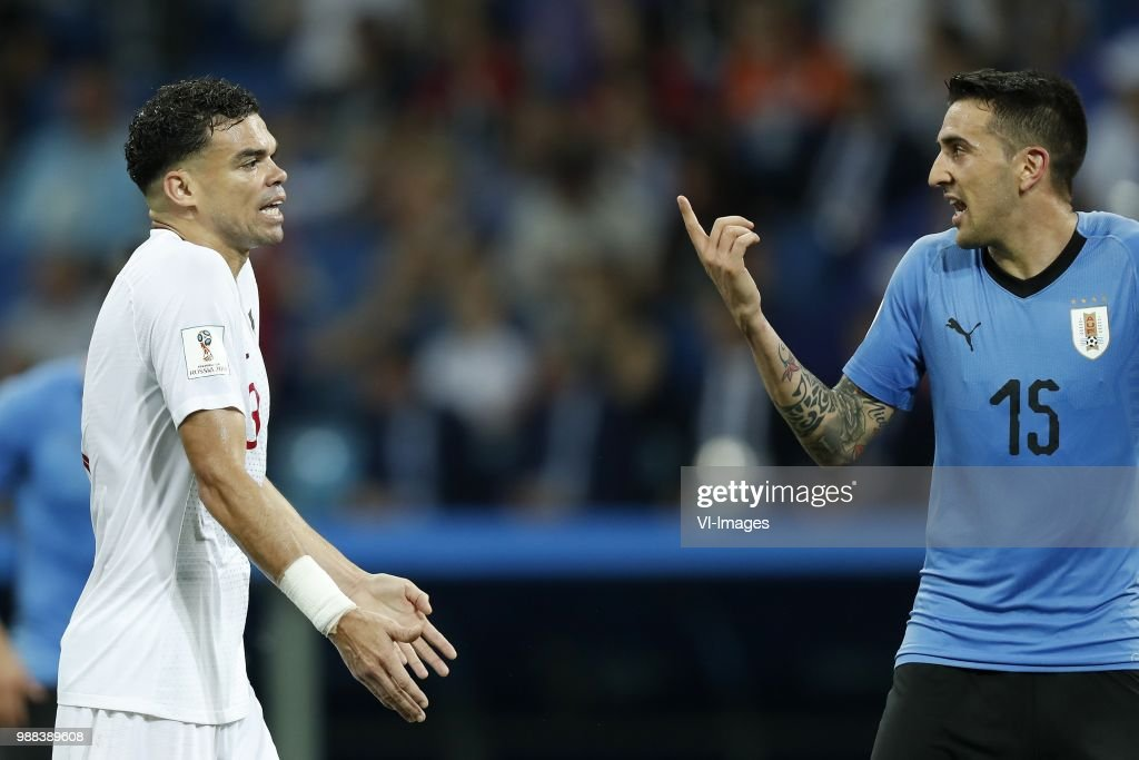 "FIFA World Cup 2018 Russia""Uruguay v Portugal"" : News Photo"