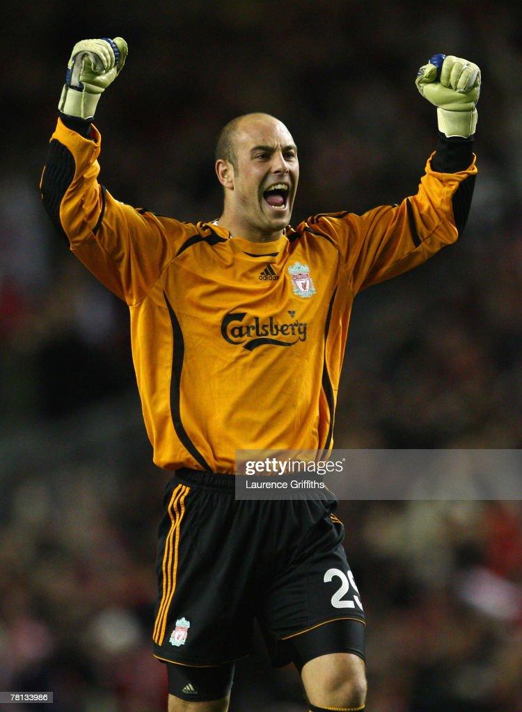 UEFA Champions League Group A: Liverpool v FC Porto : News Photo