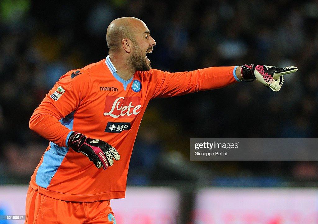 SSC Napoli v ACF Fiorentina - Serie A : News Photo