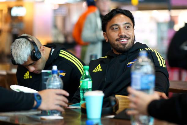 NZL: Hurricanes Media Opportunity