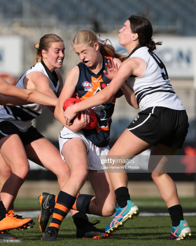 AUS: NAB League Girls Grand Final - Northern Knights v Calder Cannons
