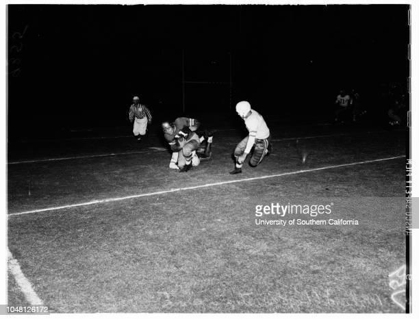 Pepperdine University versus Loyola Marymount University 3 November 1951California USA