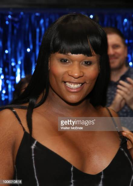 Peppermint during the Broadway Opening Night Performance Actors' Equity Legacy Robe honoring Justin Prescott at the Hudson Theatre on July 26 2018 in...