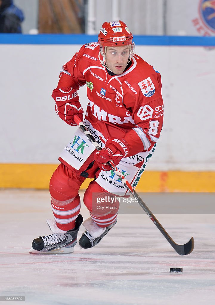 Per Hallin During A Hockey Allsvenskan Game In Timra Sweden News Photo Getty Images