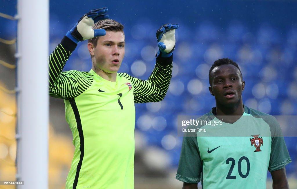 Portugal v Norway - U21 International Friendly