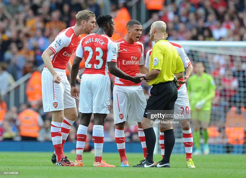 Arsenal v Hull City - Premier League : News Photo