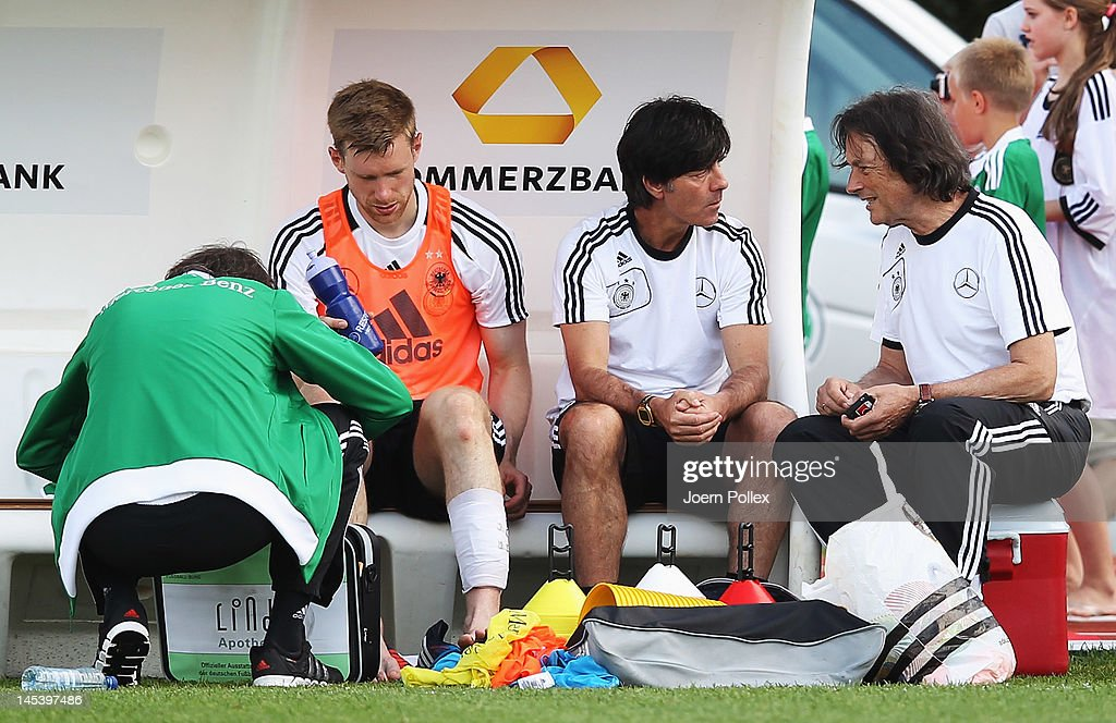 Germany - France Training Camp - Day 11