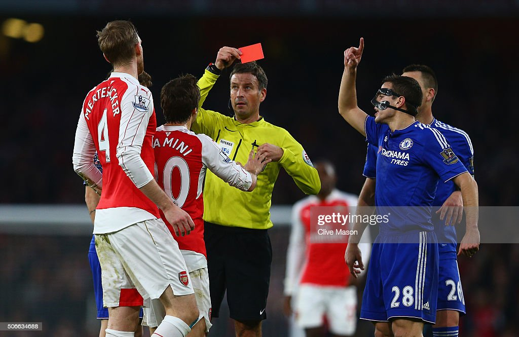 Arsenal v Chelsea - Premier League : News Photo