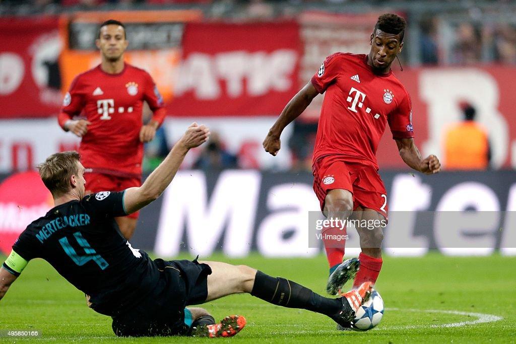 """UEFA Champions League - """"FC Bayern Munich v Arsenal"""" : News Photo"""