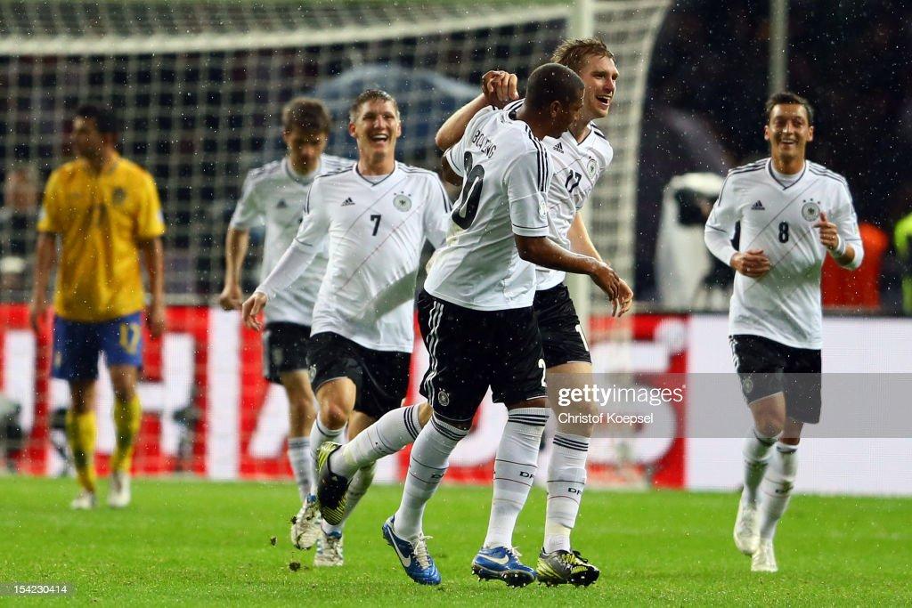 Germany v Sweden - FIFA 2014 World Cup Qualifier