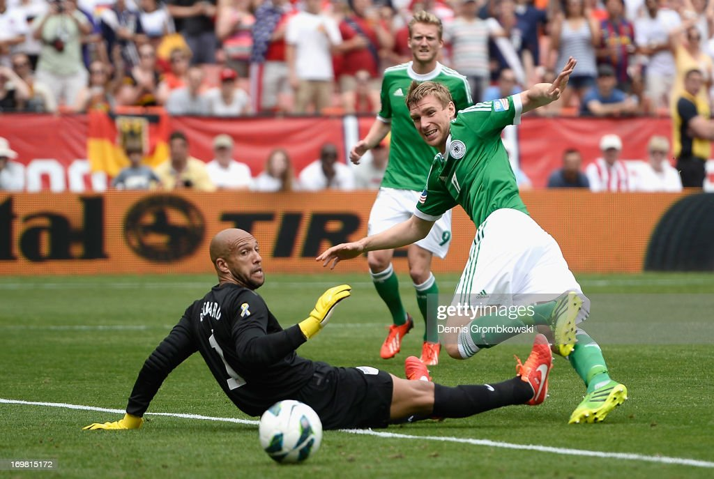 Germany v United States - International Friendly : News Photo