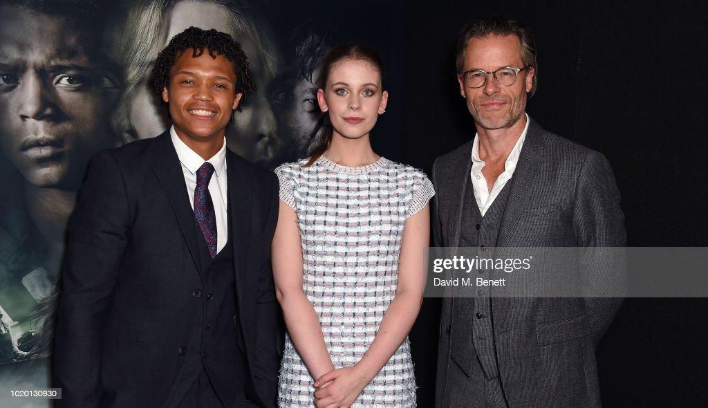"Netflix presents ""The Innocents"" - Special Screening - VIP Arrivals : News Photo"