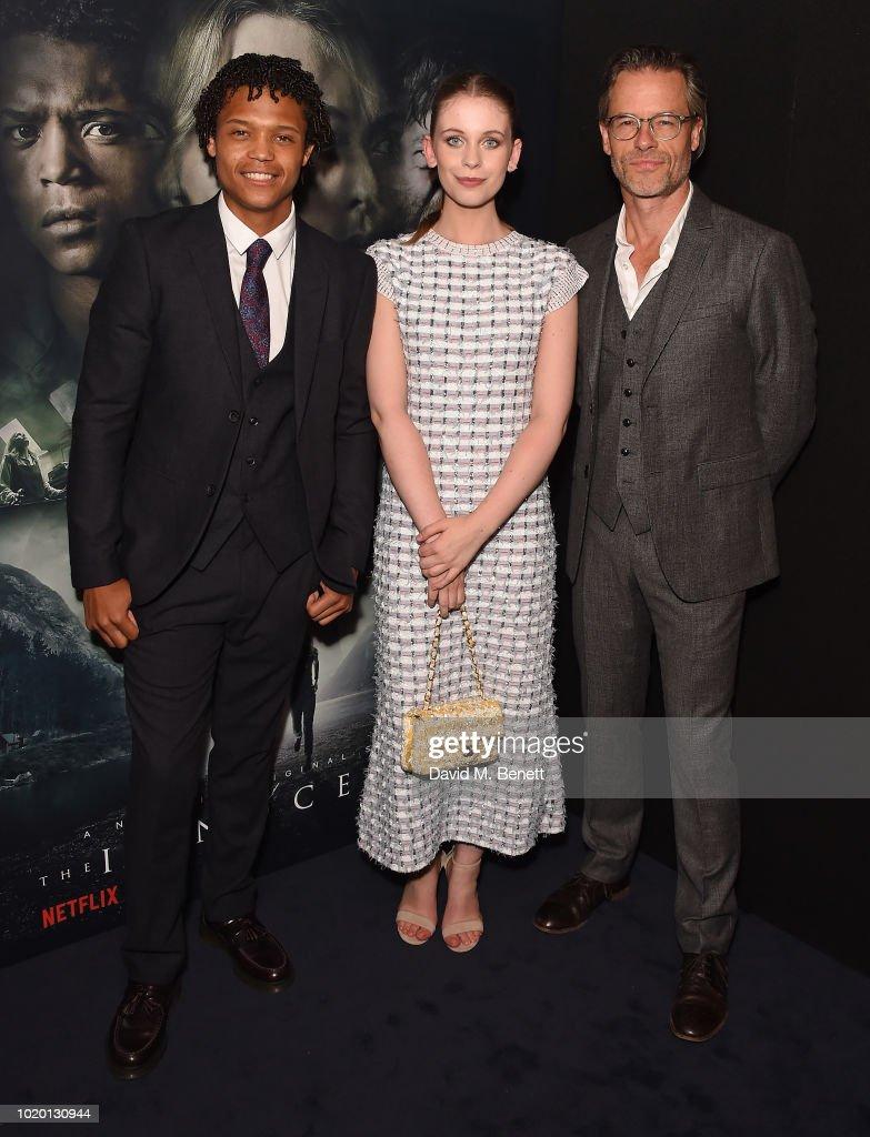"""Netflix presents """"The Innocents"""" - Special Screening - VIP Arrivals"""