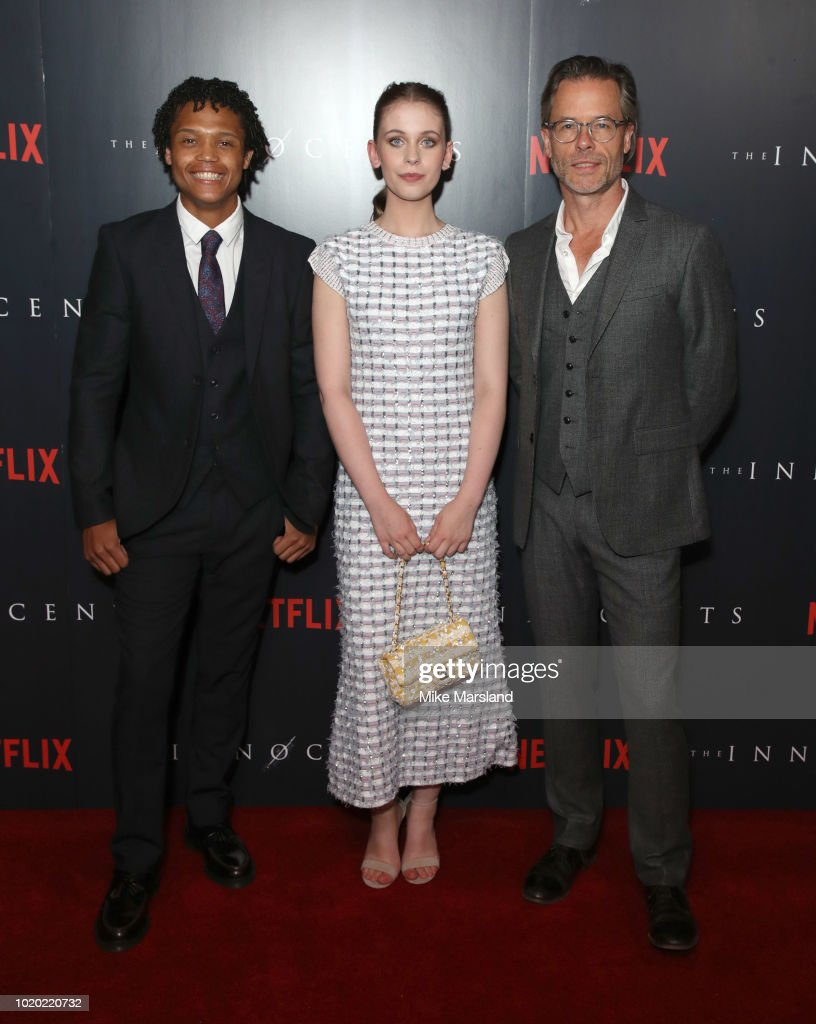 "Netflix Special Screening Of ""The Innocents"" - Red Carpet Arrivals"