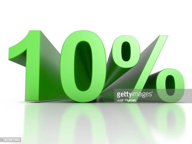 10 Prozent.