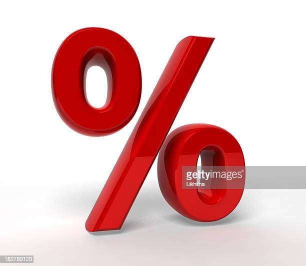 percent - percentage sign stock pictures, royalty-free photos & images