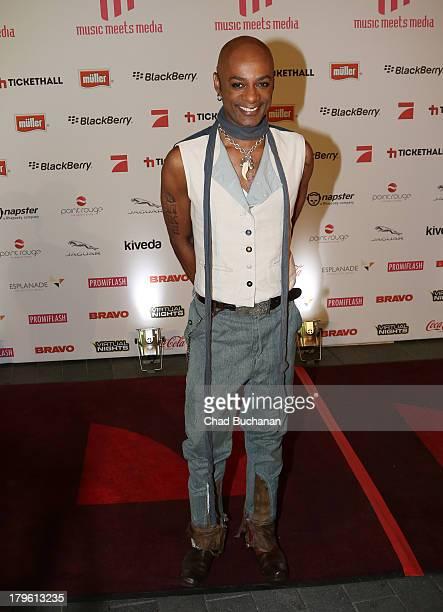 Percival Duke attends Music Meets Media 2013 at Grand Hotel Esplanade on September 5, 2013 in Berlin, Germany.