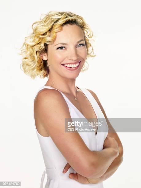 Perdita Weeks as Juliet Higgins of the CBS series MAGNUM PI scheduled to air on the CBS Television Network