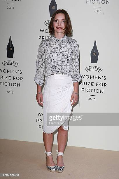 Perdita Weeks attends the Baileys Women's Prize for Fiction Awards Ceremony at The Clore Ballroom on June 3 2015 in London England