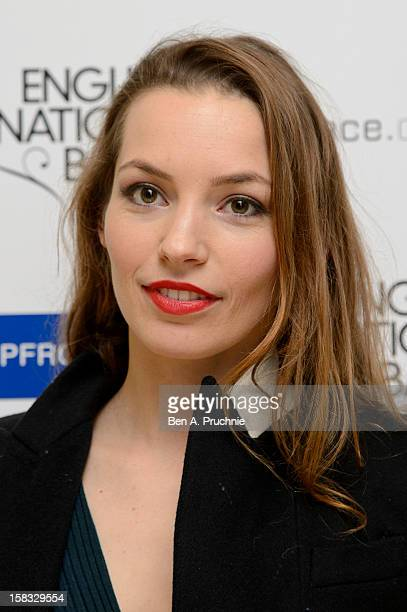 Perdita Weeks attends the English National Ballets Christmas Party at St Martins Lane Hotel on December 13 2012 in London England
