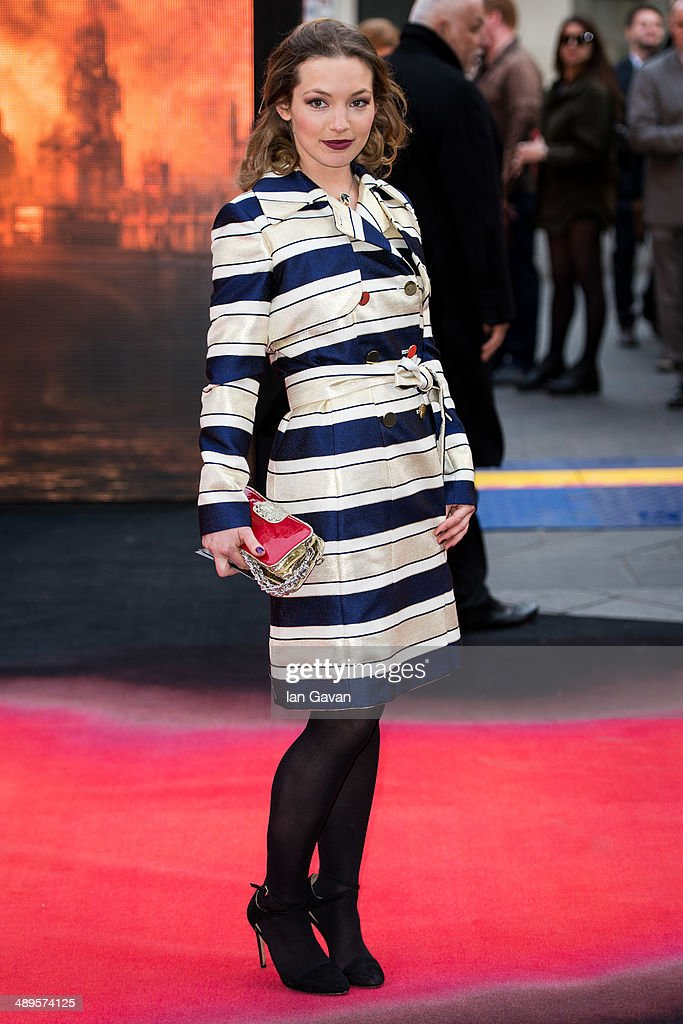 """Godzilla"" - European Premiere - Red Carpet Arrivals : News Photo"