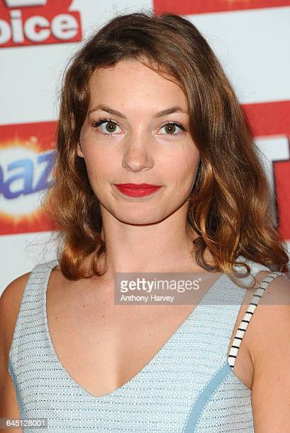 Perdita Weeks attends the TVChoice Awards on September 10 2012 at the Dorchester Hotel in London