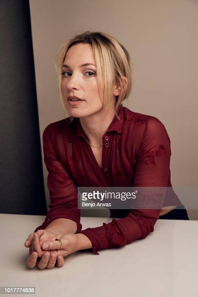 Perdita Weeks of CBS's 'Magnum PI' poses for a portrait during the 2018 Summer Television Critics Association Press Tour at The Beverly Hilton Hotel...