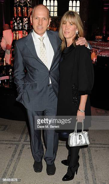 Peregrine ArmstrongJones attends the private view of exhibition 'Grace Kelly Style Icon' at the Victoria Albert Museum on April 15 2010 in London...