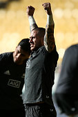 wellington new zealand tj perenara celebrates