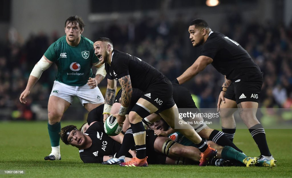 Ireland v New Zealand - International Friendly : Nachrichtenfoto