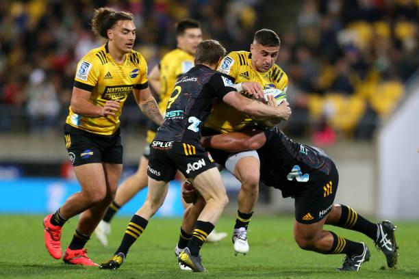 NZL: Super Rugby Aotearoa Rd 9 - Hurricanes v Chiefs
