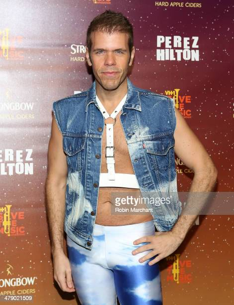 Perez Hilton attends Perez Hilton's One Night In Austin on March 15 2014 in Austin Texas