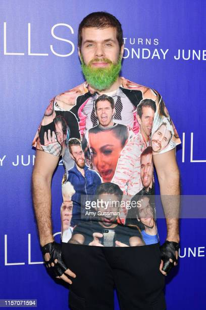Perez Hilton attends the premiere of MTV's The Hills New Beginnings at Liaison on June 19 2019 in Los Angeles California