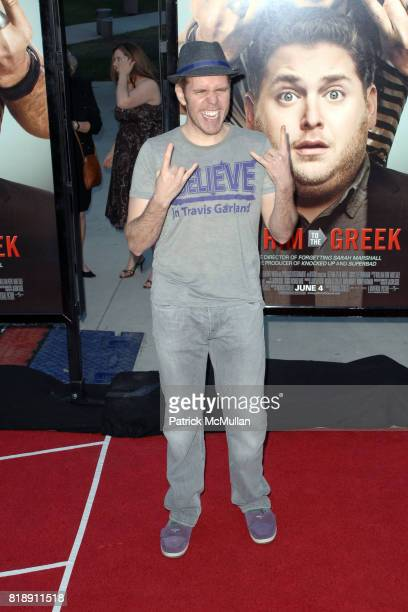 Perez Hilton attends Universal Pictures Presents the World Premiere of GET HIM TO THE GREEK at The Greek Theatre on May 25 2010 in Los Angeles...
