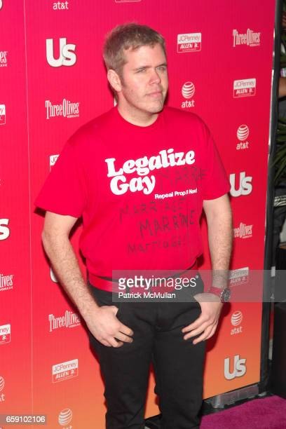 Perez Hilton attends US WEEKLY CELEBRATES ANNUAL HOT HOLLYWOOD STYLE ISSUE IN HOLLYWOOD at MyHouse on April 22 2009 in Hollywood CA