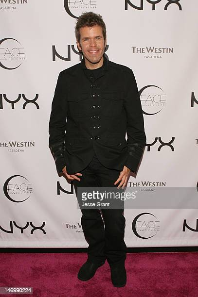 Perez Hilton hosts the NYX Cosmetics FACE Awards at the Pasadena Convention Center on June 24 2012 in Pasadena California