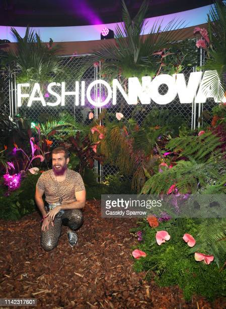 Perez Hilton is seen as Fashion Nova Presents Party With Cardi at Hollywood Palladium on May 8 2019 in Los Angeles California